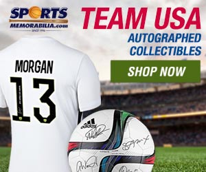 Shop for Team USA 2015 Women's World Cup Champions Memorabilia