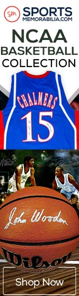 Shop for Thousands of Authentic Autographed College Basketball Collectibles at SportsMemorabilia.com