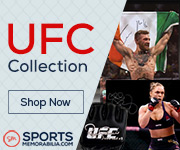 Shop for Thousands of Authentic Autographed UFC Collectibles at SportsMemorabilia.com