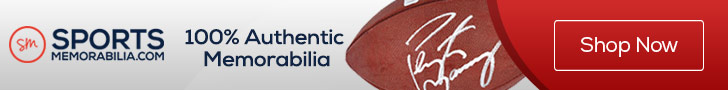 College Football is Back! Up to 50% Off NCAA Collectibles at SportsMemorabilia.com
