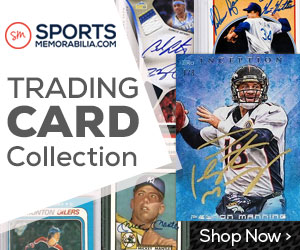 Shop for Thousands of Autographed Trading Cards, Packs and Sets at SportsMemorabilia.com. Rare and Vintage Cards Available!