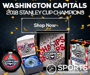 Shop for Washington Capitals 2018 Stanley Cup Champs Collectibles at SportsMemorabilia.com