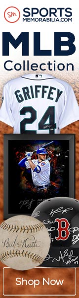 Shop for authentic MLB memorabilia and collectibles at SportsMemorabilia.com