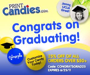 300x250 PrintCandies.com Graduation Promotion