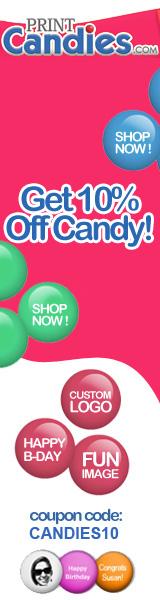 PrintCandies.com Personalized Candies
