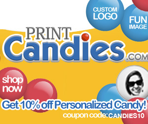 PrintCandies.com Personalized Candies