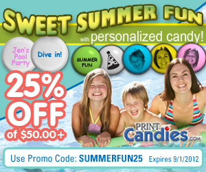 Print Candies Summer Banner 300x250