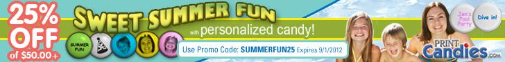 Print Candies Summer Banner 728x90