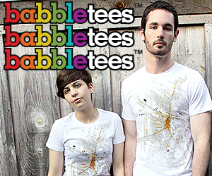 Babbletees - Library of T-Shirts
