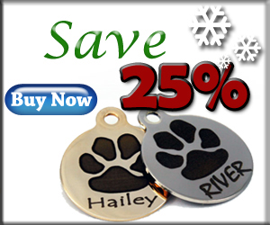 Personalize Dog Tags