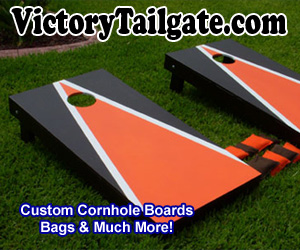 Custom Cornhole Games