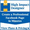 High Impact Designer.com coupons