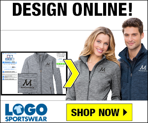 LogoSportswear - 300x250 Affiliate Ad - Custom Fleece Jackets