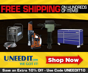 Get free shipping plus 10% off when you use coupon code UNEEDIT10 at Uneedit.com!