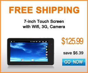 Electronics - PDA & Tablet PC