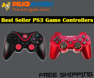 Best Seller PS3 Game Controllers.