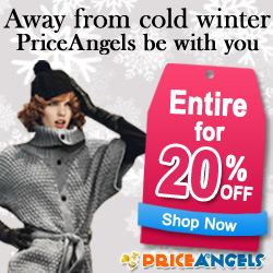 Away from Cold Winter , PriceAngels being with you.