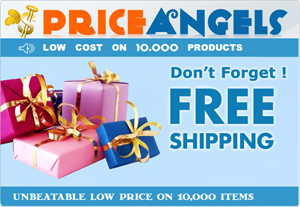 PriceAngels.com-Free Shipping