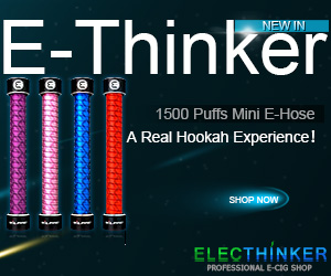 New Arrival Shocks You,1500 Puffs Mini E Hose Kit.