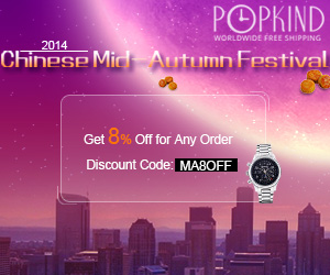 8% OFF for any,Code:MA8OFF; 10% OFF for $50 Code:MA10OFF;12% OFF for $150 Code:MA12OFF EXP:Sept.08