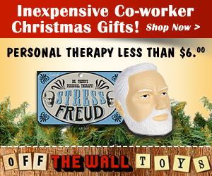 Inexpensive Coworkers Christmas Gifts