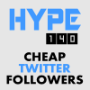 Cheap Twitter Followers. How Many Twitter followers do you want?