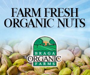 Braga organic nuts