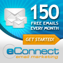 eConnect Email.com coupons