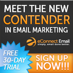 Activate Your Free Trial Account Today!  eConnect Email is simply, email done better.