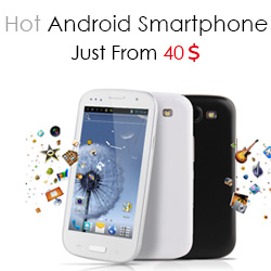 Hot Android Cell Phones at CooliCool.com