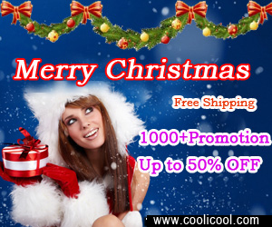1000+ Daily Promotion & 50% OFF at www.Deal-Cool.com