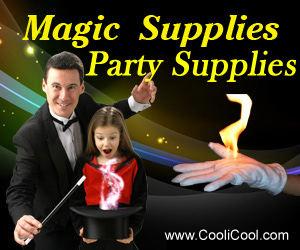 hot party supplies at coolicool.com