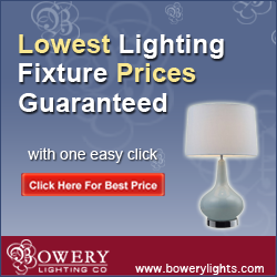 Lowest Lighting Fixture Prices