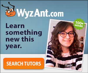 Learn something new with a WyzAnt.com tutor