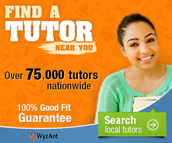 Find a Tutor Near You for Back...