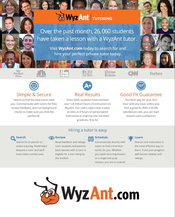 Welcome to WyzAnt.com.