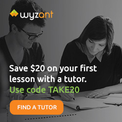 Online Tutoring Service - $20 off your first lesson