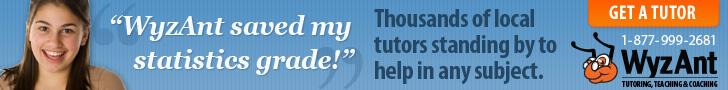statisticsBlueTestimonial728x90 Get a Tutor