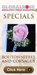 120x240 - Wedding Specials - boutonnieres and corsages
