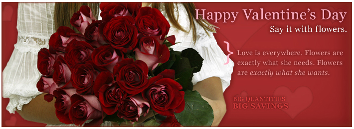 Happy Valentine's Day - GlobalRose