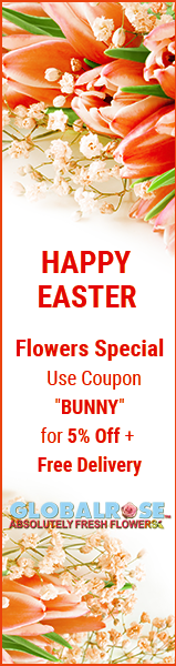 Happy Easter! Flower Special