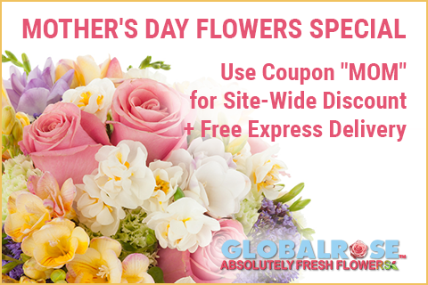 Mothers Day Flower Special
