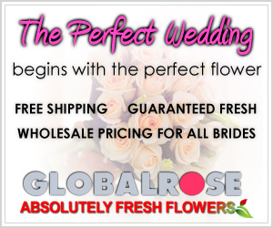 GlobalRose Wedding Flowers