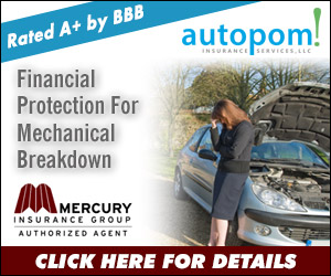 AutoPOM.com - Vehicle Protection Plan - Extended Auto Warranties - Truck Warranties