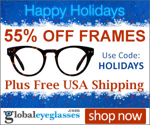 Happy Holidays! 55% OFF + Free Shipping