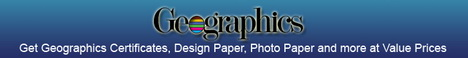 Geographics Stationery & Office Products Banner