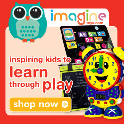 Learning toys that make play time fun and educational.