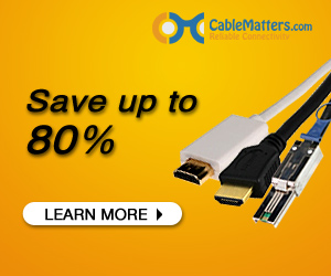 CableMatters Reliable Connectivity