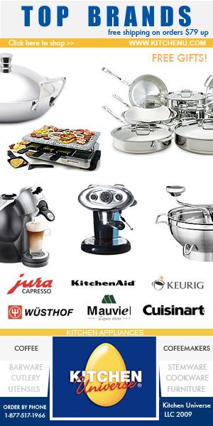 Kitchen Universe, The Kitchen Store