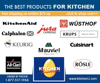 Kitchen Universe, The Kitchen Store